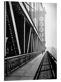 Alu-Dibond  Manhattan Bridge 1936 - Christian Müringer