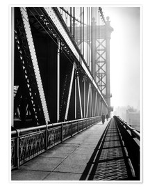 Christian Müringer - Manhattan Bridge 1936