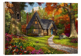 Bois  29562 The LIttle Autumn Cottage - Dominic Davison