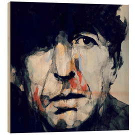 Bois  Leonard Cohen   Hey That's No Way To Say Goodbye - Paul Paul Lovering Arts