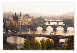 Dennis Fischer - Prague bridges