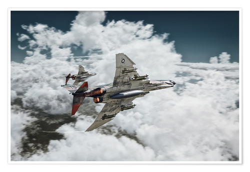 Poster 82d Aerial Targets Squadron
