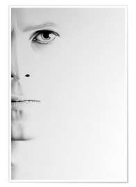 Ileana Hunter - David Bowie Minimal Portrait