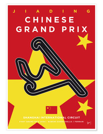 Poster Chinese Grand Prix
