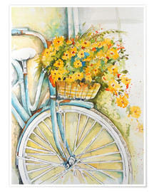 Poster Provence