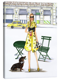 Tableau sur toile  Style new-yorkais - Rongrong DeVoe