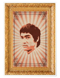Poster Le Dragon Bruce Lee