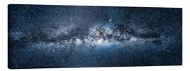 Toile  Milky Way Panorama - Jan Christopher Becke