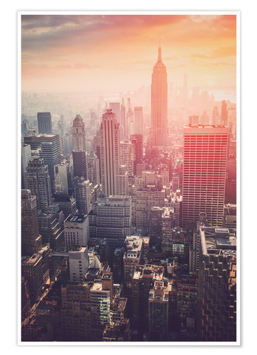 Poster L'Empire State Building