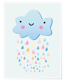 Kidz Collection - Happy little cloud