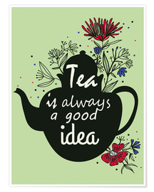 Tea is always a good idea