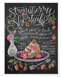 Poster  30031 Strawberry Shortcake - Lily & Val