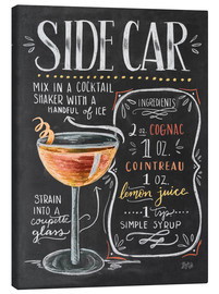 Toile  30258 sidecar - Lily & Val