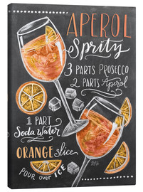 Toile  Aperol Spritz - Lily & Val