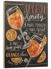 Bois  Aperol Spritz - Lily & Val