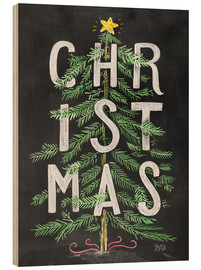 Bois  29957 Christmas Tree Text - Lily & Val