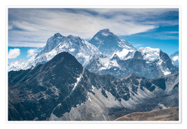 Poster  The Himalayan Mountains