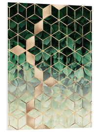 Elisabeth Fredriksson - Leaves And Cubes