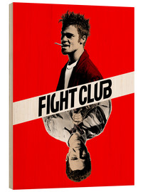 Bois  Fight club two face - Paola Morpheus