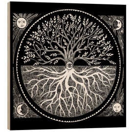 Brenda Erickson - druid tree of life