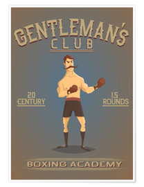 Poster Boxing Academy