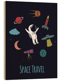 Kidz Collection - Space Travel Kid