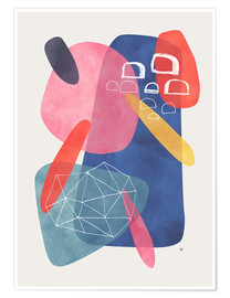 Poster  Auva - Tracie Andrews