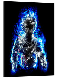 Verre acrylique  Ultra Instinct - Barrett Biggers