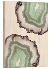 Bois  Light water agate - Emanuela Carratoni