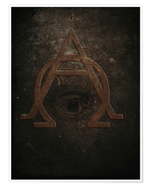 Poster alpha and omega