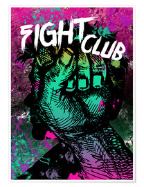 Poster Fight Club 1