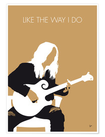 Poster Melissa Etheridge, Like The Way I Do