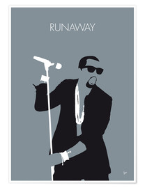 Poster Kanye West, Runaway