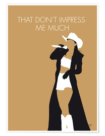 Poster Shania Twain, That Don't Impress Me Much