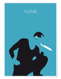 Poster Linking Park, Numb