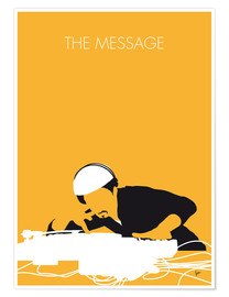 Poster Grandmaster, The message