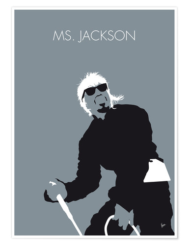 Poster OutKast, Ms. Jackson