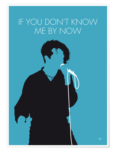 Poster Simply Red, If You Don't Know Me By Now