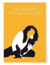Poster Kate Bush, The Man With The Child In His Eyes