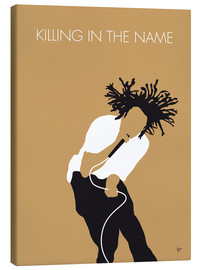 Tableau sur toile  Rage Against the Machine, Killing in the name - chungkong