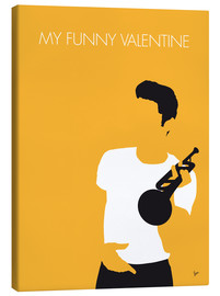 Tableau sur toile  Chet Baker, My funny Valentine - chungkong