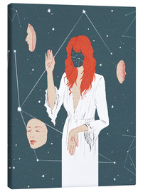 Tableau sur toile  Florence and the Machine - Wadim Petunin