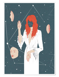 Poster  Florence and the Machine - Wadim Petunin