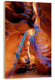 Bois  Upper Antelope Canyon Beam - Michael Rucker