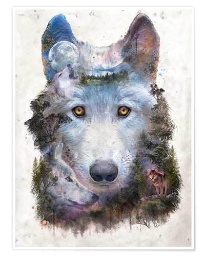 Poster Wolf Pack