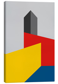 Tableau sur toile  BAUHAUS TOWER - THE USUAL DESIGNERS