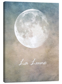 Toile  La Lune - Mandy Reinmuth