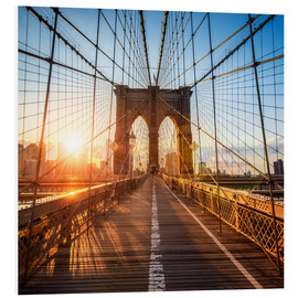 Forex  Brooklyn Bridge in New York City - Jan Christopher Becke