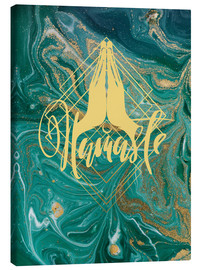 Toile  Namaste - Mandy Reinmuth