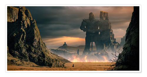 Poster Colossus